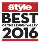 LeHigh Valley Style - Best of the LeHigh Valley 2017 Logo - Dog Grooming Services