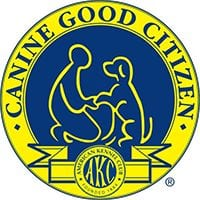 Canine Good Citizen Badge from the American Kennel Club (AKC) - Dog Training in Allentown, PA